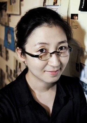 Kang Sook in The Running Actress Korean Movie (2017)