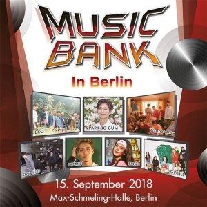 Music Bank in Berlin (2018) photo