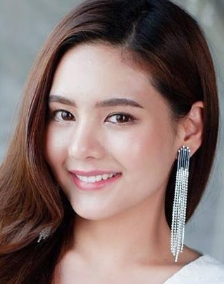 Mint Baramita Sakornchan in Hua Jai Look Poochai Thai Drama (2019)
