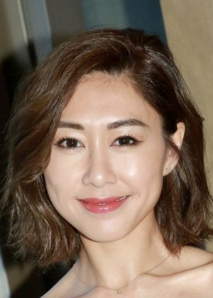 Nancy Wu in Ghost of Relativity Hong Kong Drama (2015)