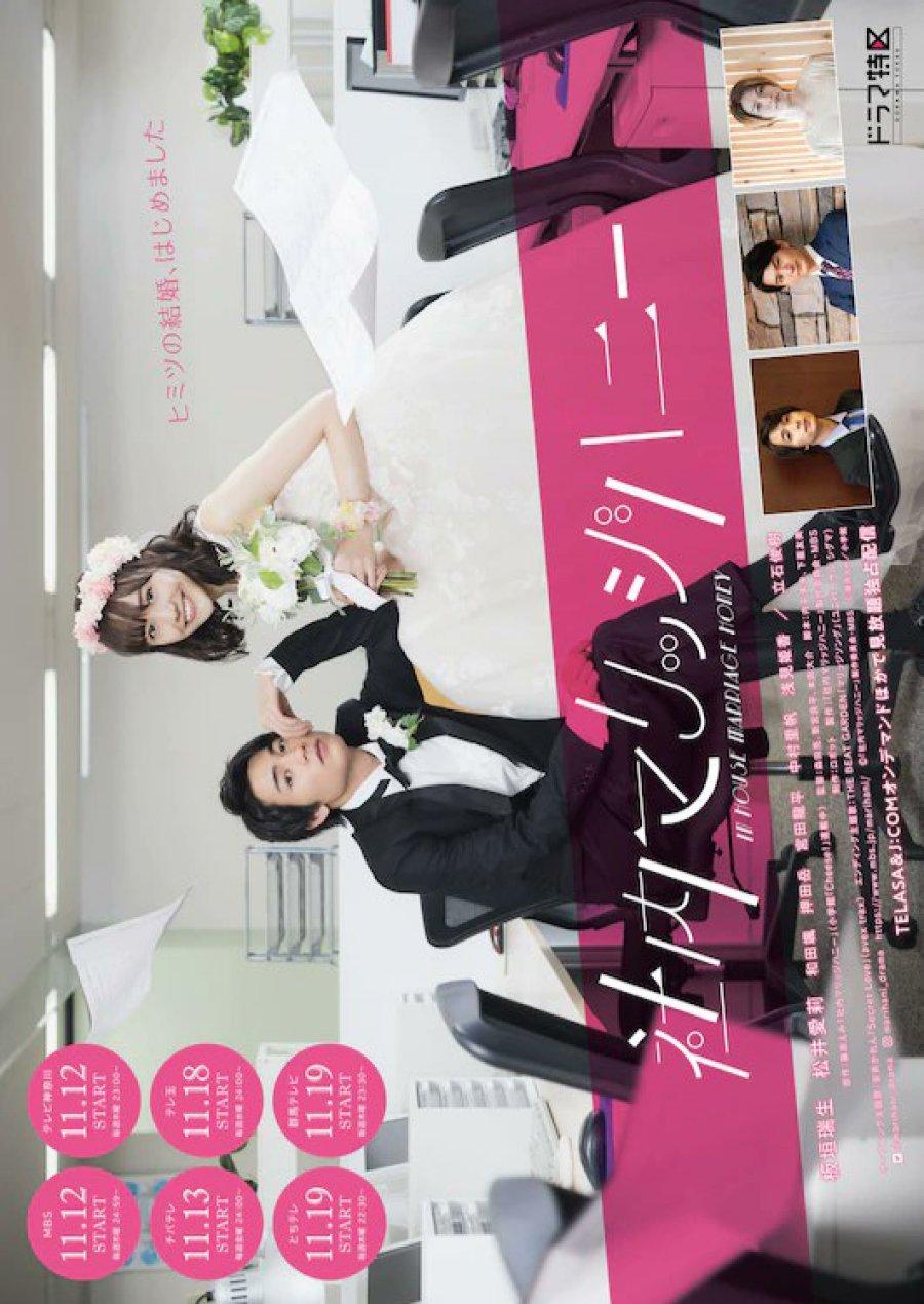 image poster from imdb - Shanai Marriage Honey (2020)