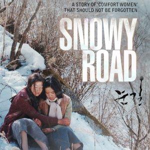 Snowy Road (2017) photo