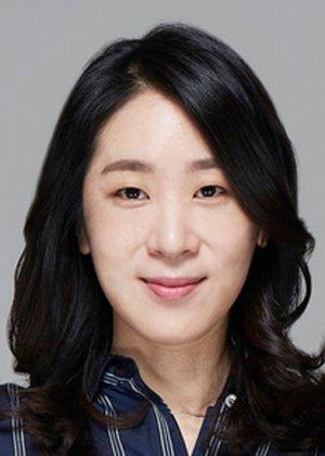 Baek Ji Won in The Poet and The Boy Korean Movie (2017)