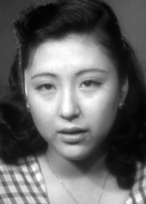 Tsushima Keiko in The Flavor of Green Tea over Rice Japanese Movie (1952)