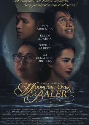 Moonlight Over Baler (2017) poster