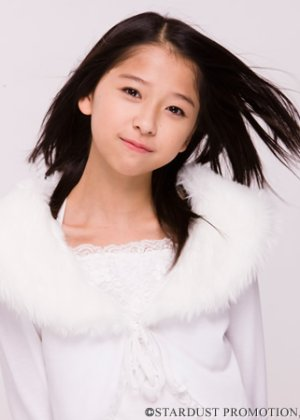 Tamai Shiori in The Curtain Rises Japanese Movie (2015)