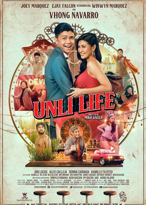 Unli Life (2018) poster