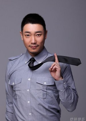 Li Bo in Soldiers Sortie Chinese Drama (2006)