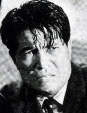 Abe Tohru in Underworld Beauty Japanese Movie (1958)