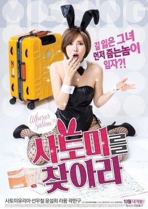 Find Satomi (2014) poster