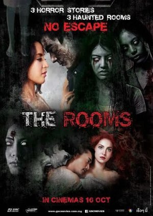 The Rooms (2014) poster