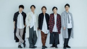 Twenty Years of Arashi