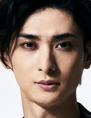 Furukawa Yuuta in Shinsengumi PEACE MAKER Japanese Drama (2010)