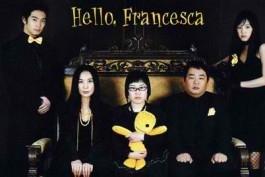 Hello, Franceska