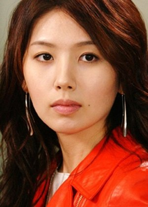 Lee Eun Joo in Au Revoir UFO Korean Movie (2004)