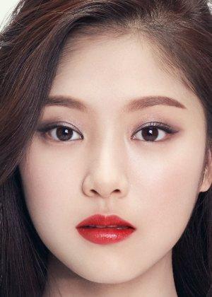 Kim Hyun Jin in Loona TV Prequel Korean TV Show (2016)