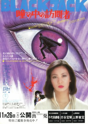 The Visitor in the Eye (1977) poster