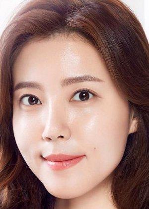 Jung Shi Ah in Terius Behind Me Korean Drama (2018)