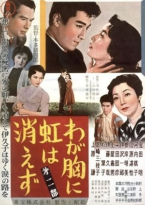 A Rainbow Plays in My Heart (1957) poster