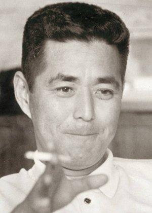 Mihashi Tatsuya in The Human Vapor Japanese Movie (1960)