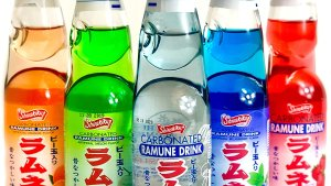 Noodle Cart July: Ramune Edition