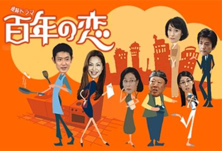 Hyakunen no koi (2003) poster