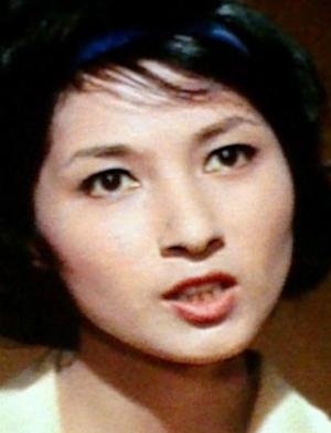 Fujiyama Yoko in Kore ga Seishun da Japanese Drama (1966)