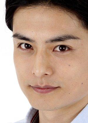 Isaka Tatsuya in Genseishin Justirisers Japanese Drama (2004)