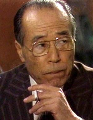 Ozawa Eitaro in The Sun's Burial Japanese Movie (1960)