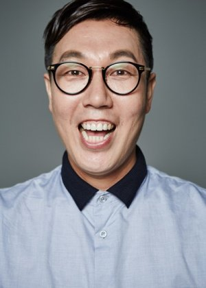 Kim Young Chul in Eating Out Day Korean TV Show (2018)