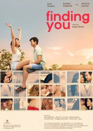 Finding You (2019) poster