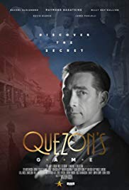 Quezon's Game (2019) poster