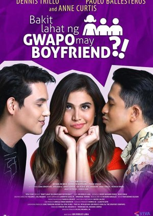 Why Does Every Handsome Guy have a Boyfriend? (2016) poster