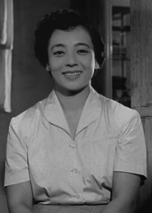 Miyake Kuniko in Good Morning Japanese Movie (1959)