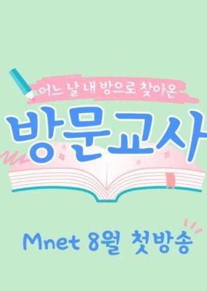 The Visiting Teacher (2018) poster