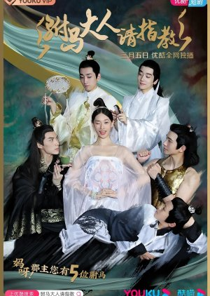 Image Princess! You have Five Husbands!