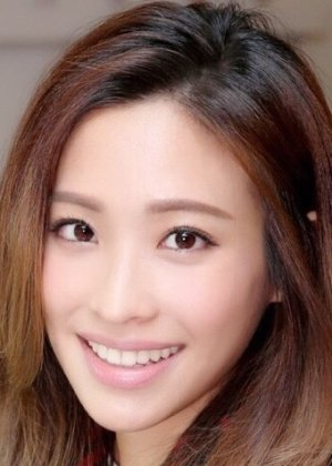 Cindy Yen in Swimming Battle Taiwanese Drama (2016)