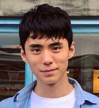 Ryan Hsu in The Fearless Taiwanese Drama (2019)