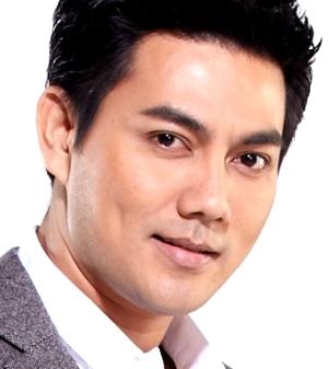 Suwanno Panu in Pin Anong Thai Drama (2012)