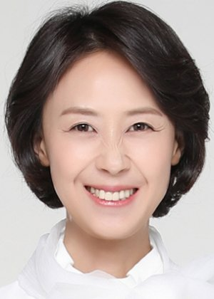 Yoon Bok In in Lovers in Bloom Korean Drama (2017)