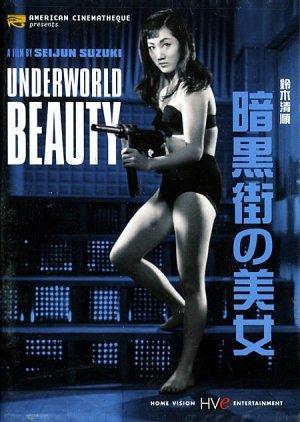 Underworld Beauty (1958) poster