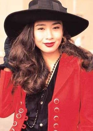 Carrie Ng in City On Fire Hong Kong Movie (1987)