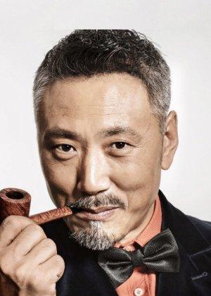 Song Yun Cheng in Invincible Tie Qiaosan Chinese Drama (2014)