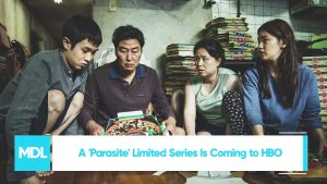 [Video] Bong Joon Ho's Parasite to become a HBO Show / IU & Park Seo Joon starring in .... & more!