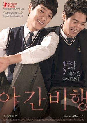 Night Flight (2014) poster