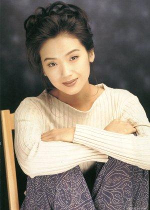 Jacklyn Wu in The Bare-Footed Kid Hong Kong Movie (1993)