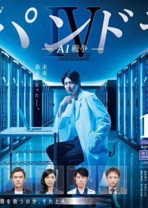 Pandora IV: AI War (2018) poster
