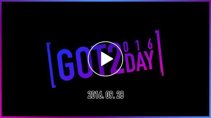 GOT2DAY (2016) poster