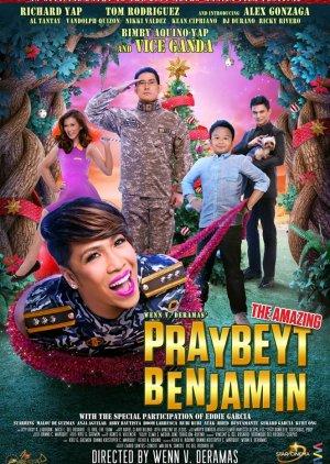 The Amazing Praybeyt Benjamin (2014) poster