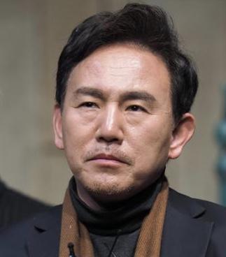 Son Byung Ho in Spider Forest Korean Movie (2004)